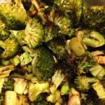 Roasted Broccoli with Garlic