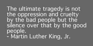 Quote by MLK