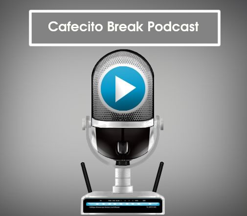 BlogTalk Radio Cafecito Break