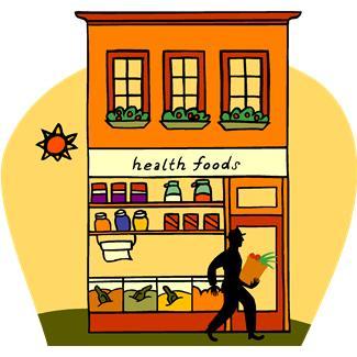 health-food-store